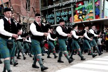 The Shoot: Luck O' The Irish