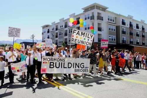 Utah Pride Parade 2013