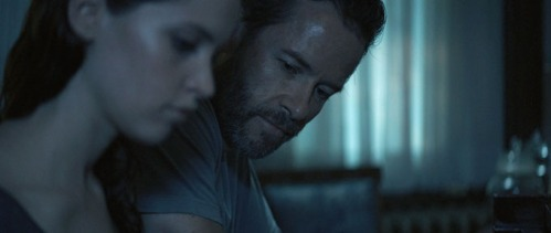 Guy Pearce and Felicity Jones star in 'Breathe In'