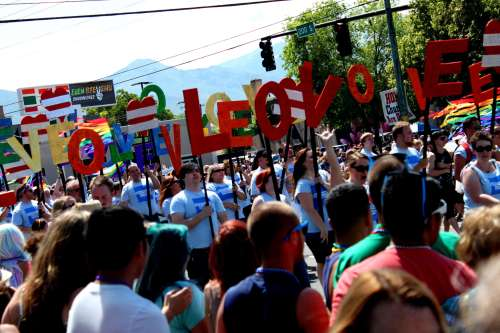 Photos: Utah Pride Parade 2014