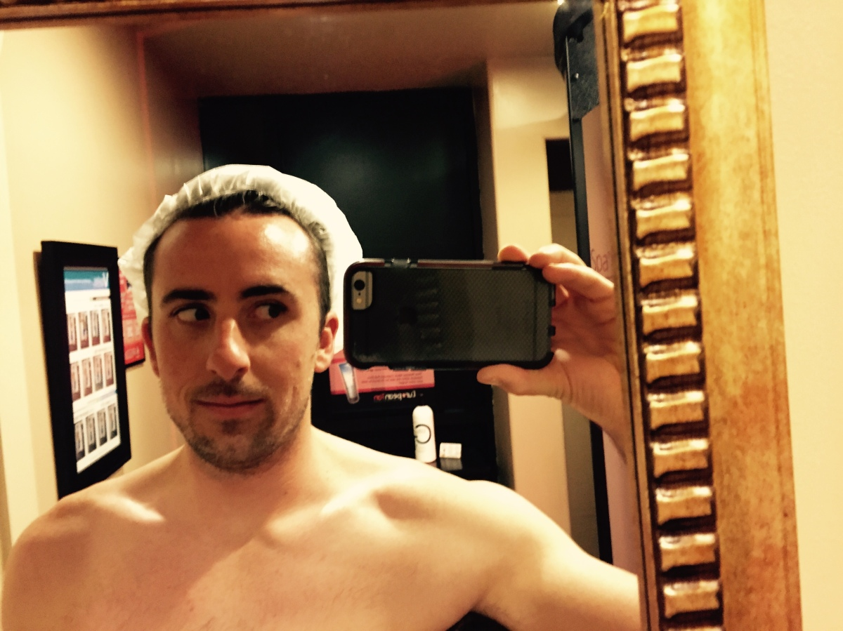 Treat Yo Self: Spray tans with Neil Shiffman