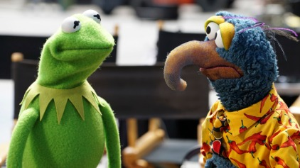 KERMIT THE FROG, GONZO THE GREAT